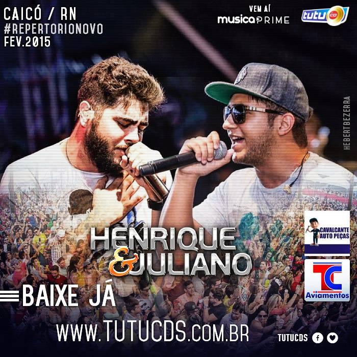 Henrique e juliano caico 2015