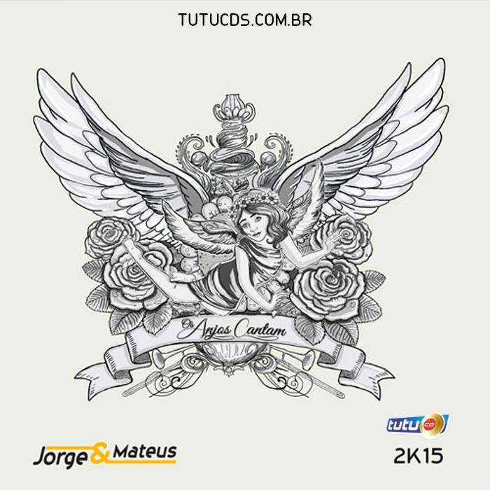 Jorge e Mateus cd novo 2015