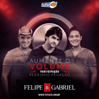 Felipe e Gabriel AUmente o volume pedinho 2015