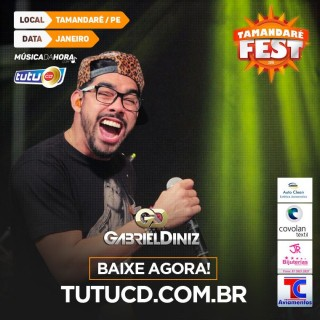 Gabriel Diniz tamandare fest 2016
