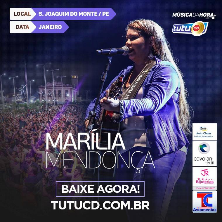 Marilia mendonça sao joaquim capa 2016