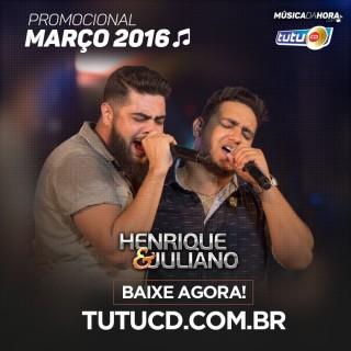 henrique e juliano promocional 2016