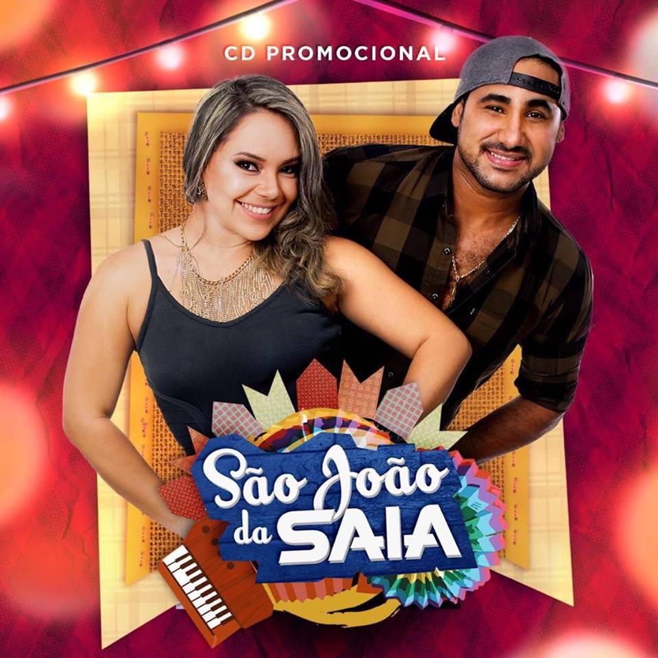 Saia Rodada CD Promocional Sao Joao 2016
